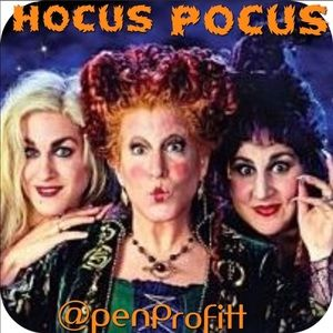 10/17 Come stays spell with Sanderson sisters